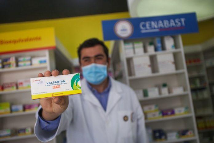 Los 20 medicamentos más vendidos en el primer año de la ley Cenabast que reduce los precios de los fármacos hasta en un 80%